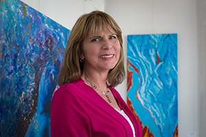 Gail Benedict will retire after 10 years at UC Merced.