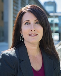 Associate Chancellor Luanna Putney leads UC Merced's Office of Campus Culture and Compliance.