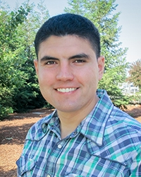 Miguel Lopez is a UC Merced alumn who now works at the campus in the Office of Governmental and Community Relations.