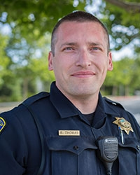 Officer Brandon Thomas