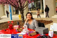 Campus community members bought 1,600 pieces of See's Candies as part of this year's United Way Campaign.