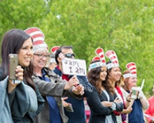 UC Merced's Staff Appreciation Week is May 17-20.