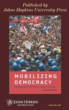 Mobilizing Democracy book cover