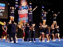 UC Merced Cheer Team