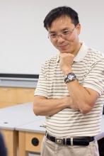 Professor Yanbao Ma
