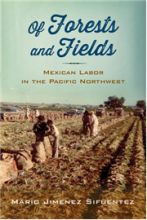 Cover of book by UC Merced Professor Mario Sifuentez.