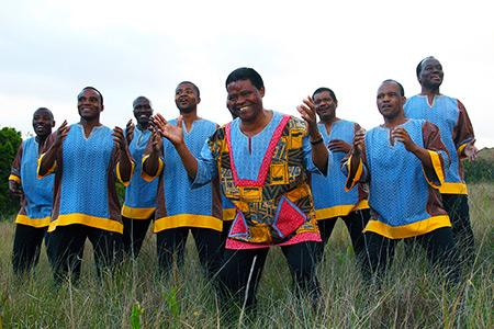 Renowned South African A Capella Group to Perform
