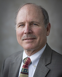 Provost and Executive Vice Chancellor Thomas Peterson