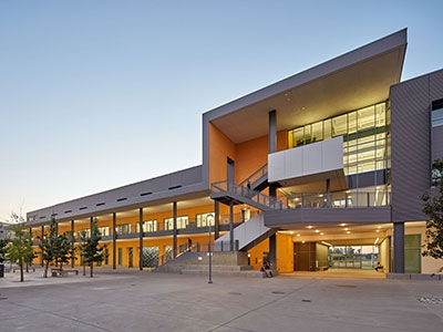 Classroom and Office Building 2 earns LEED platinum certification.