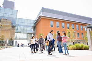 UC Merced's total undergraduate enrollment for the 2016-17 academic year is 6,815.