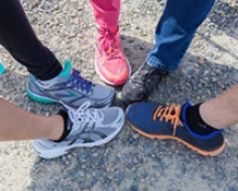 Bring your sneakers to work on June 15 for UC Walks.