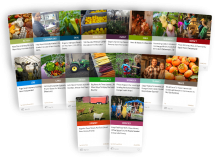 CropMobster alerts take the shape of product sales, donations, food gleaning events and more.